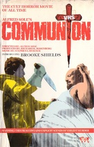 Communion - VHS movie cover (xs thumbnail)