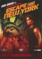 Escape From New York - Australian Movie Cover (xs thumbnail)