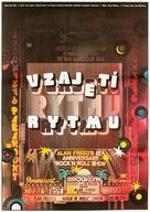 American Hot Wax - Czech Movie Poster (xs thumbnail)