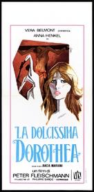 Dorotheas Rache - Italian Movie Poster (xs thumbnail)