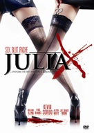 Julia X - German DVD cover (xs thumbnail)
