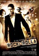 RocknRolla - Turkish Movie Poster (xs thumbnail)