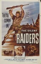 Silent Raiders - Movie Poster (xs thumbnail)