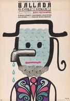 The Ballad of Cable Hogue - Polish Movie Poster (xs thumbnail)