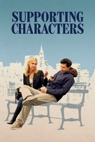 Supporting Characters - DVD cover (xs thumbnail)