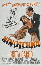 Ninotchka - Re-release poster (xs thumbnail)
