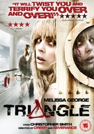 Triangle - British Movie Cover (xs thumbnail)