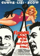 Not with My Wife, You Don't! - German Movie Poster (xs thumbnail)