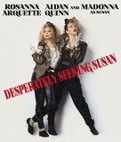 Desperately Seeking Susan - Blu-Ray movie cover (xs thumbnail)