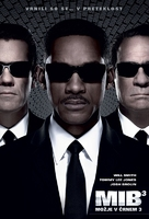 Men in Black 3 - Slovenian Movie Poster (xs thumbnail)