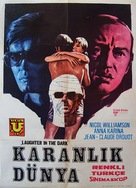 Laughter in the Dark - Turkish Movie Poster (xs thumbnail)