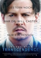 Transcendence - Swiss Movie Poster (xs thumbnail)