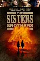 The Sisters Brothers - German Video on demand movie cover (xs thumbnail)