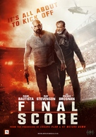 Final Score - Norwegian DVD cover (xs thumbnail)
