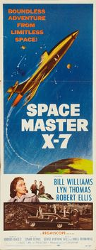 Space Master X-7 - Movie Poster (xs thumbnail)