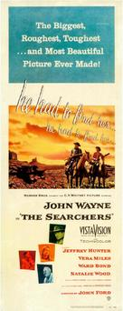 The Searchers - Australian Movie Poster (xs thumbnail)