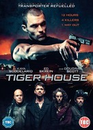 Tiger House - British Movie Cover (xs thumbnail)