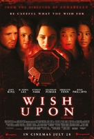 Wish Upon - British Movie Poster (xs thumbnail)