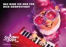 Gnomeo and Juliet - German Movie Poster (xs thumbnail)