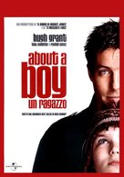 About a Boy - Italian Movie Cover (xs thumbnail)