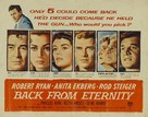 Back from Eternity - Movie Poster (xs thumbnail)
