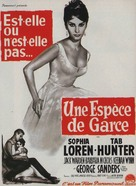 That Kind of Woman - French Movie Poster (xs thumbnail)