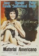 Steelyard Blues - Spanish Movie Poster (xs thumbnail)