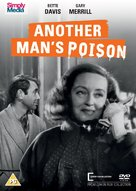 Another Man's Poison - British DVD movie cover (xs thumbnail)