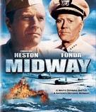 Midway - Blu-Ray movie cover (xs thumbnail)