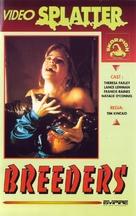 Breeders - Italian Movie Cover (xs thumbnail)