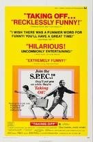 Taking Off - Movie Poster (xs thumbnail)