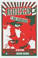 Rocco e i suoi fratelli - Cuban Movie Poster (xs thumbnail)