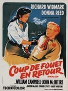 Backlash - French Movie Poster (xs thumbnail)