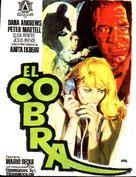Cobra, Il - Spanish Movie Poster (xs thumbnail)
