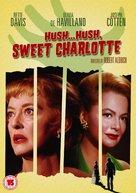 Hush... Hush, Sweet Charlotte - British DVD cover (xs thumbnail)