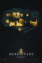 Hereditary - Swedish Movie Poster (xs thumbnail)