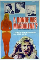 Magdalena, vom Teufel besessen - Argentinian Movie Poster (xs thumbnail)