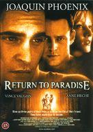 Return to Paradise - Danish DVD movie cover (xs thumbnail)