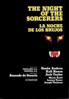 Noche de los brujos, La - Spanish Movie Poster (xs thumbnail)
