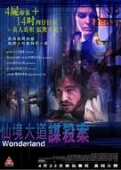 Wonderland - Chinese Movie Poster (xs thumbnail)