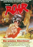 Roar - German Movie Poster (xs thumbnail)