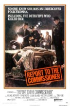 Report to the Commissioner - Movie Poster (xs thumbnail)