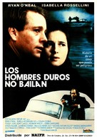 Tough Guys Don't Dance - Spanish Movie Poster (xs thumbnail)