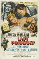 A Lady Possessed - Movie Poster (xs thumbnail)