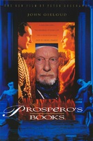 Prospero's Books - DVD cover (xs thumbnail)