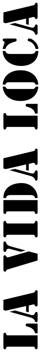 La vida loca - French Logo (xs thumbnail)