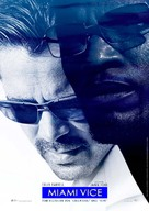 Miami Vice - German Movie Poster (xs thumbnail)