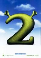 Shrek 2 - German Movie Poster (xs thumbnail)