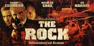 The Rock - German Movie Poster (xs thumbnail)