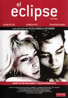 L'eclisse - Spanish DVD cover (xs thumbnail)